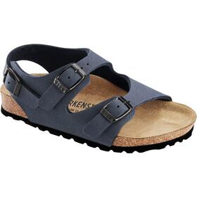 Birkenstock Roma Sandals Birko-Flor Birkibuc Narrow Kids, blauw